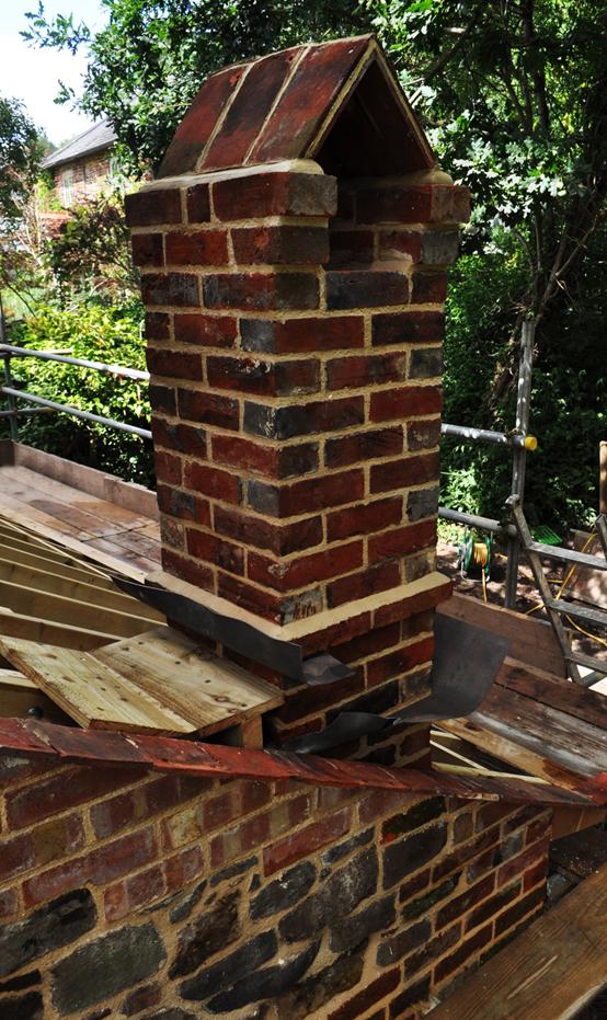 historic chimney repair