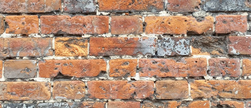 Historic brickwork conservation