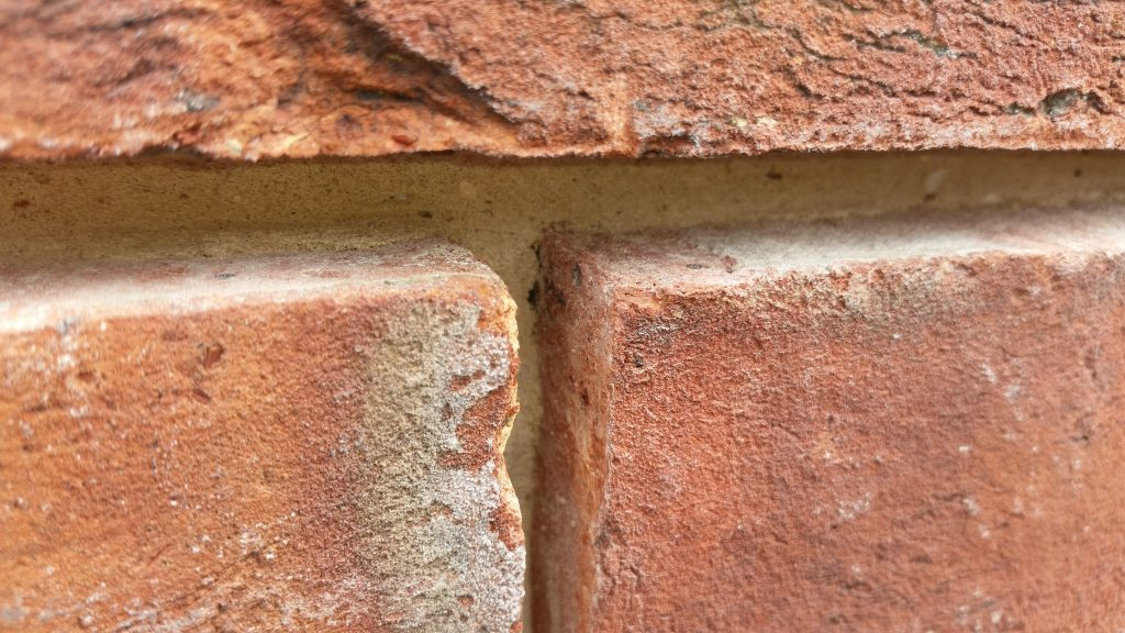 repointing in lime