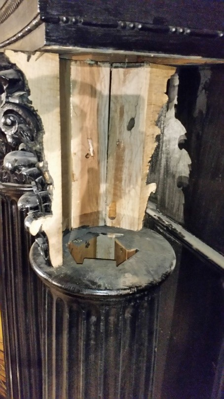 Church cathedral repair