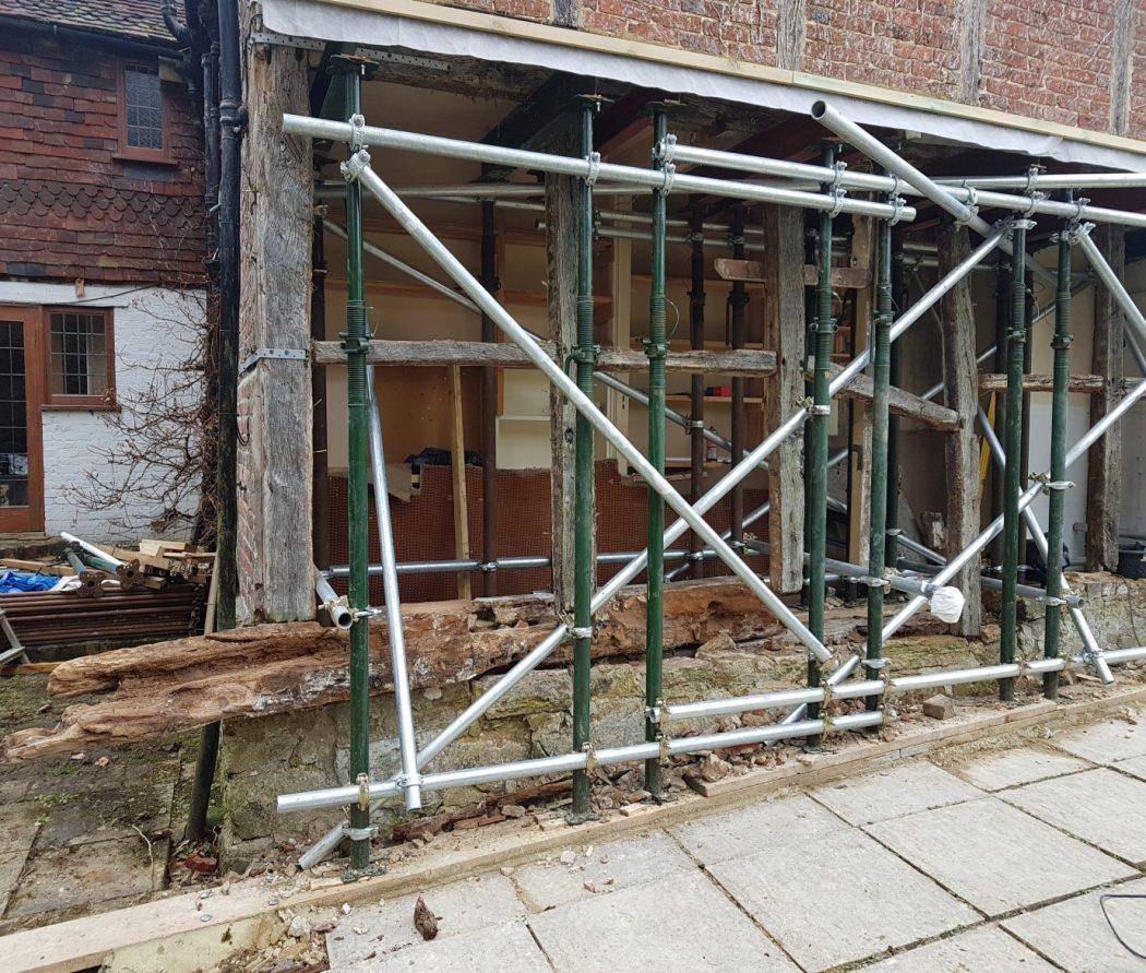 Oak Frame Project Gallery In 2019: Oakhouse Construction