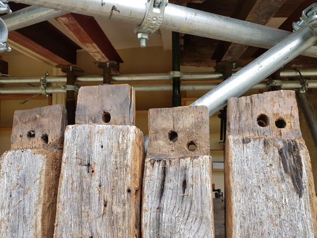 Timber framed building repair London, Surrey, Sussex